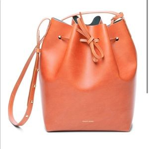 Brandy bucket bag